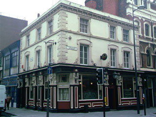 Picture 1. Lion Tavern, Liverpool, Merseyside