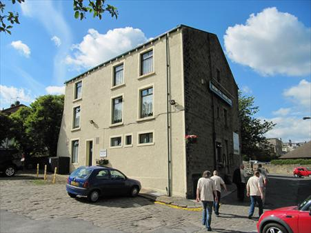 Picture 1. Brown Cow, Keighley, West Yorkshire