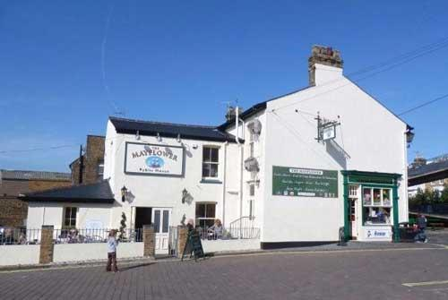 Picture 2. The Mayflower, Leigh-on-Sea, Essex