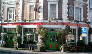 Picture 1. Pakenham Arms, Bloomsbury, Central London