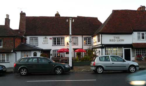 Picture 1. The Red Lion, Biddenden, Kent