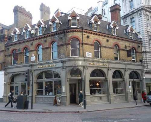 Picture 1. The Albany, Fitzrovia, Central London