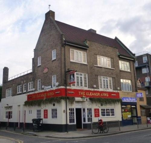 Picture 1. The Eleanor Arms, Bow, Greater London