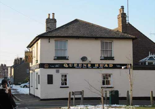 Picture 1. The Queen's Head, Chelmsford, Essex