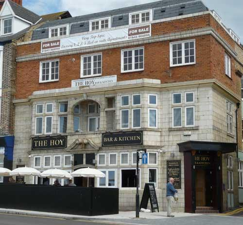 Picture 1. The Hoy, Margate, Kent