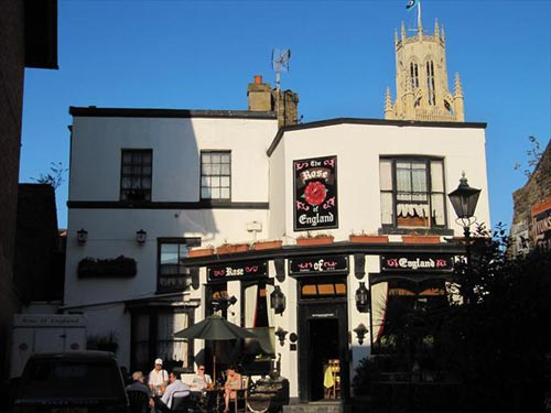 Picture 1. The Rose of England, Ramsgate, Kent