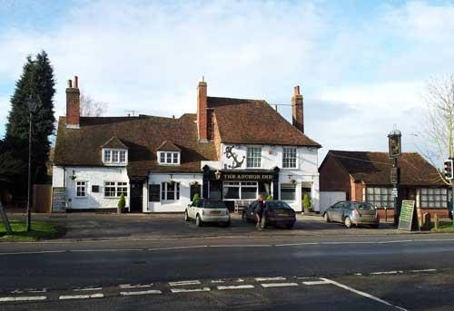 Picture 1. The Anchor Inn, Wingham, Kent
