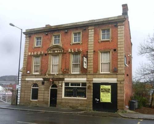 Picture 1. Shakespeares Ale & Cider House, Sheffield, South Yorkshire