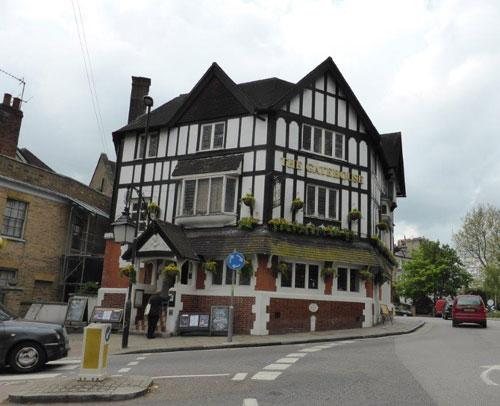 Picture 1. The Gatehouse, Highgate, Greater London