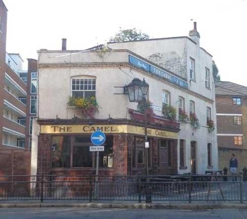 Picture 1. The Camel, Bethnal Green, Greater London