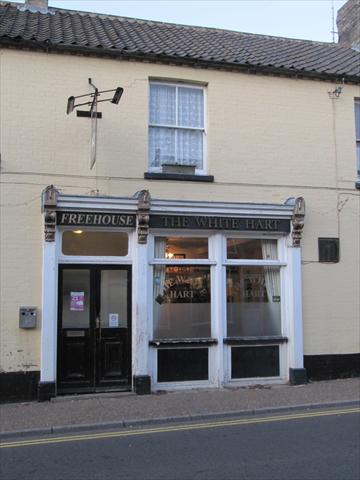 Picture 1. The Whalebone (formerly The White Hart), Downham Market, Norfolk