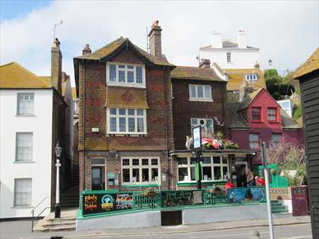 Picture 1. The Dolphin, Hastings, East Sussex