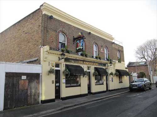 Picture 1. The Andover Arms, Hammersmith, Greater London