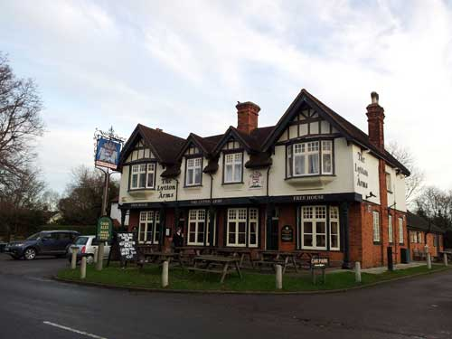 Picture 1. The Lytton Arms, Old Knebworth, Hertfordshire