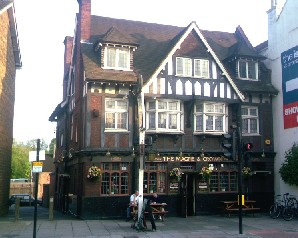 Picture 1. Magpie & Crown, Brentford, Greater London