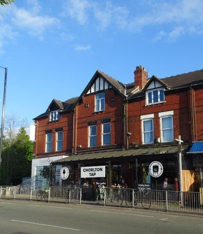 Picture 1. Chorlton Tap (formerly The Bar), Chorlton, Greater Manchester