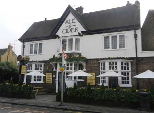 Picture 1. The Sussex Arms, Twickenham, Greater London