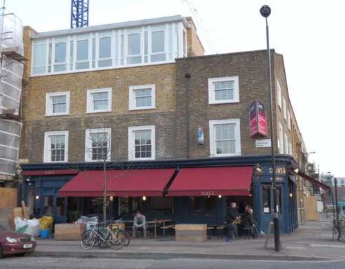 Picture 2. Duke of York (formerly Beef & Brew, formerly Duke's (Brew & Que)), Hackney, Greater London