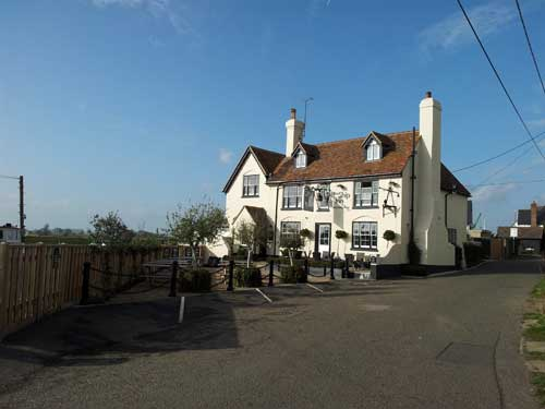 Picture 1. The Ship Inn, Conyer, Kent