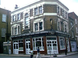 Picture 1. Royal Oak, Borough, Central London