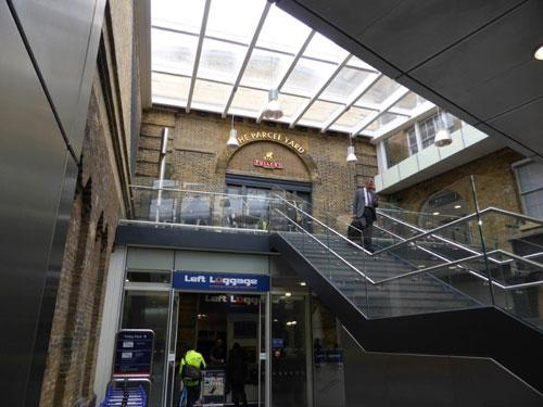 Picture 1. The Parcel Yard, King's Cross / St Pancras, Central London
