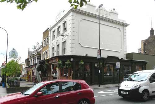 Picture 1. Royal Albert, New Cross, Greater London