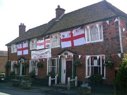Picture 1. The George, Bethersden, Kent