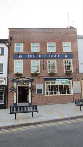 Picture 1. The Bulls Head, Burslem, Staffordshire