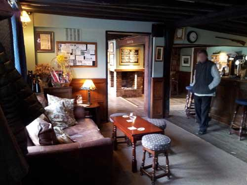 Picture 2. The White Horse Inn, Bridge, Kent