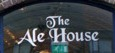 The pub sign. The Ale House, Chelmsford, Essex