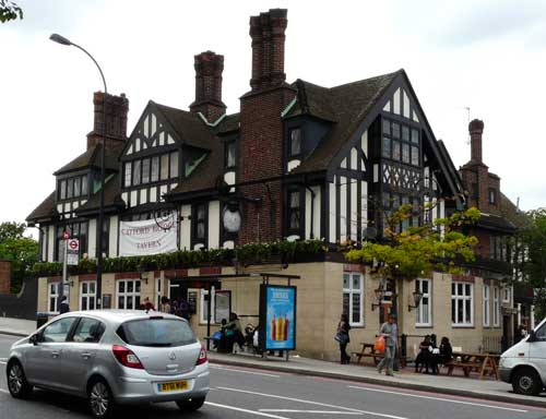 Picture 1. Catford Bridge Tavern, Catford, Greater London