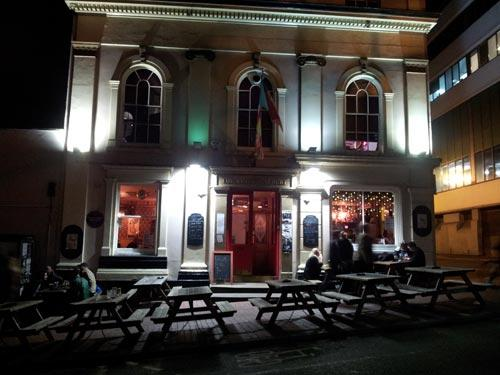 Picture 1. The Prince Albert, Brighton, East Sussex