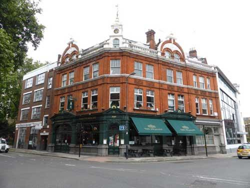 Picture 2. The Peasant, Clerkenwell, Central London