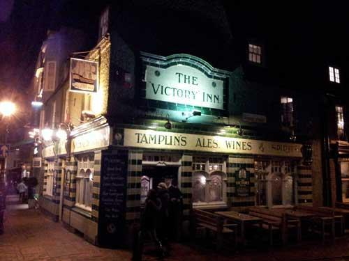 Picture 1. The Victory Inn, Brighton, East Sussex