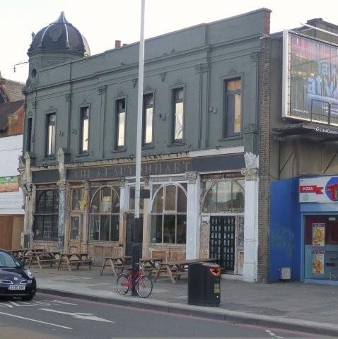 Picture 1. The Clapton Hart, Clapton, Greater London