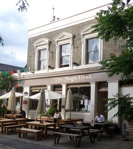 Picture 1. The Nags Head, Walthamstow, Greater London