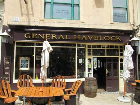 Picture 1. General Havelock, Hastings, East Sussex