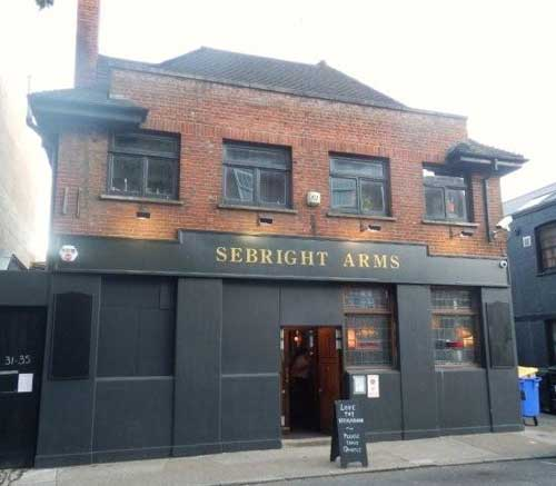 Picture 1. Sebright Arms, Bethnal Green, Greater London