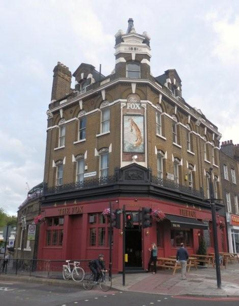 Picture 1. The Fox, Hackney, Greater London