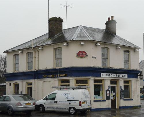 Picture 1. A Taste of Portugal (formerly The Globe & Engine), Sittingbourne, Kent