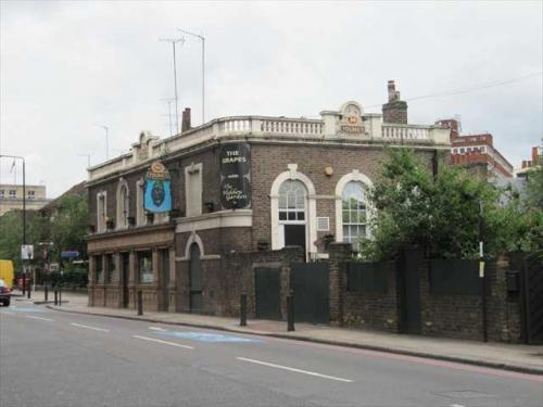 Picture 1. The Grapes, Wandsworth, Greater London