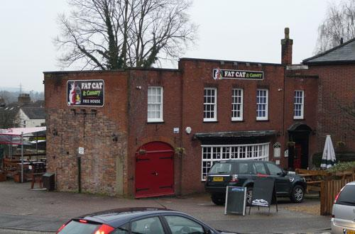 Picture 1. Fat Cat & Canary, Norwich, Norfolk
