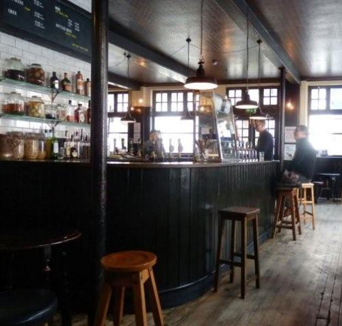 Picture 2. The Cock Tavern, Hackney, Greater London