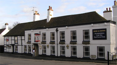 Picture 1. Rose & Crown, Elham, Kent