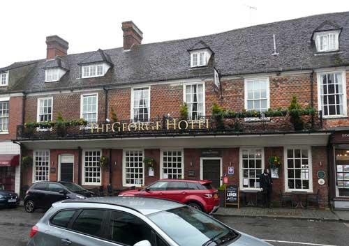 Picture 1. The George Hotel, Cranbrook, Kent