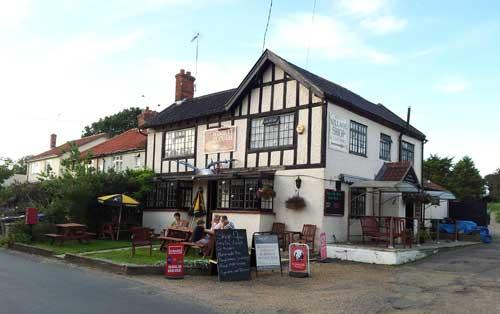 Picture 1. The Plough, Wissett, Suffolk