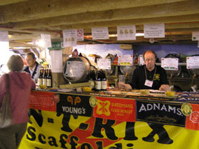 Picture 1. Crabble Corn Mill Beer Festival 2006, Dover, Kent
