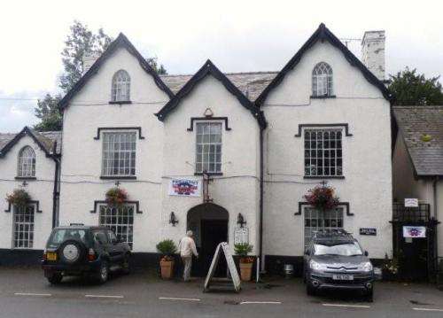 Picture 1. Severn Arms, Penybont, Powys