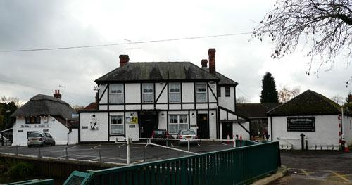 Picture 1. Boathouse (formerly The Anchor), Yalding, Kent