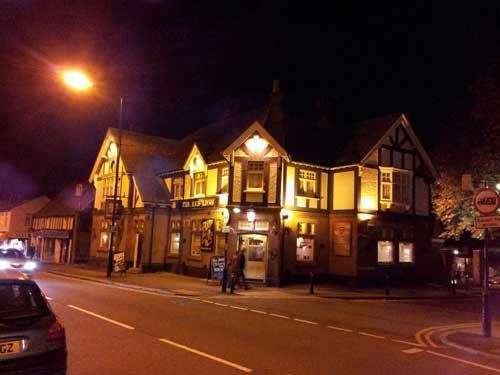 Picture 1. Red Lion, Bushey, Hertfordshire